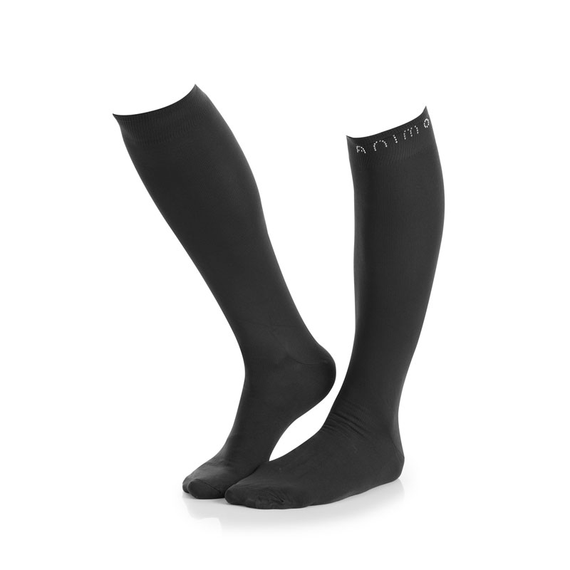 Animo Taipei Socks-Black