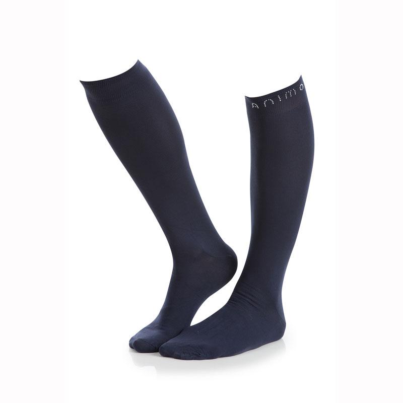 Animo Taipei Socks-Navy Blue