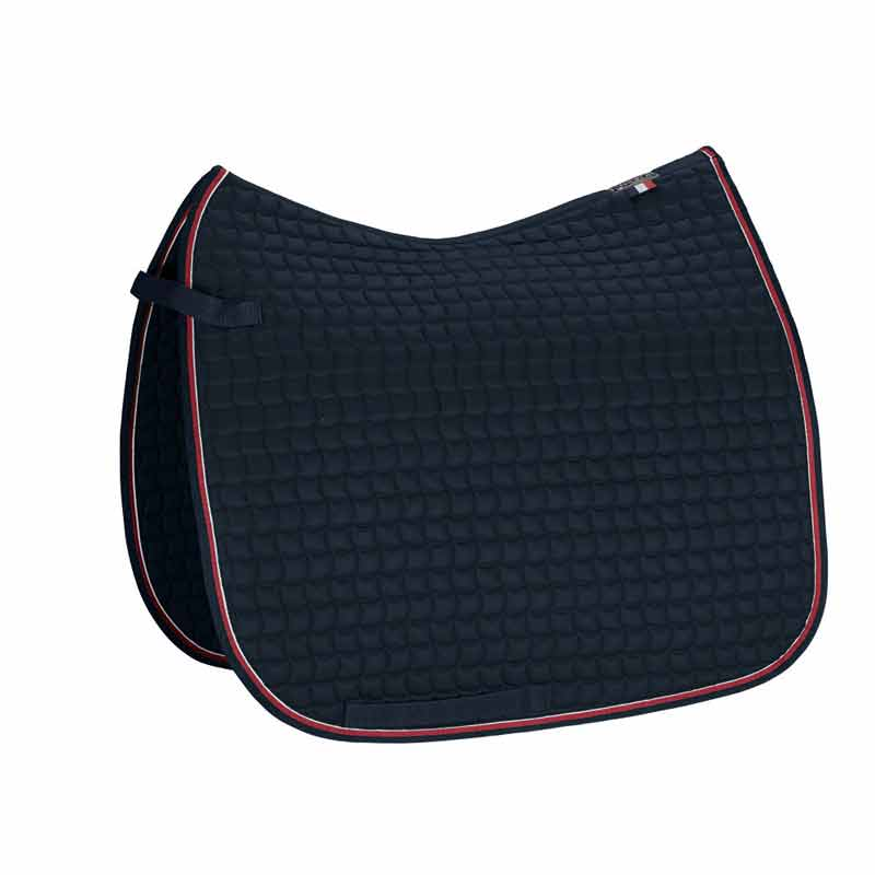 Eskadron Cotton Saddle Pad-Navy