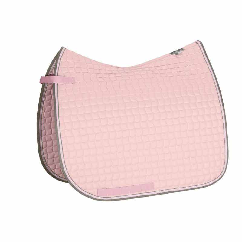 Eskadron Cotton Saddle Pad-Powder Rose