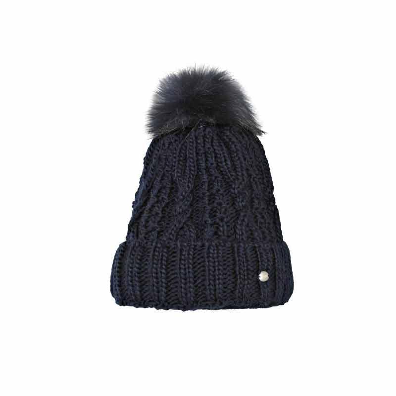 Pikeur Bobble Hat - Navy