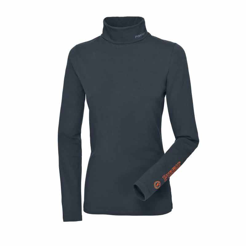 Pikeur Sina Polo Top - Anthracite