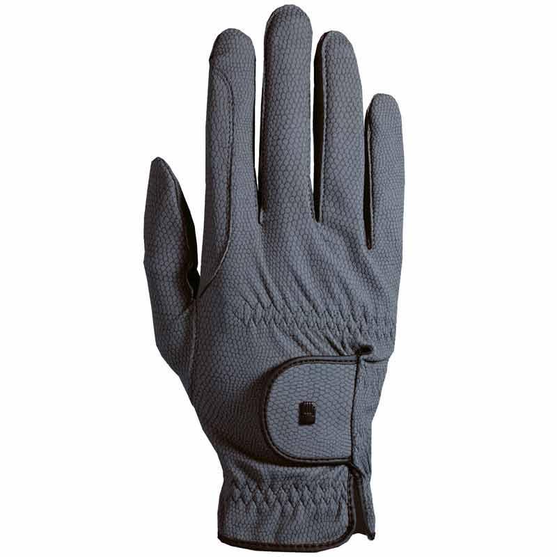 Roeckl Grip Gloves-Anthracite