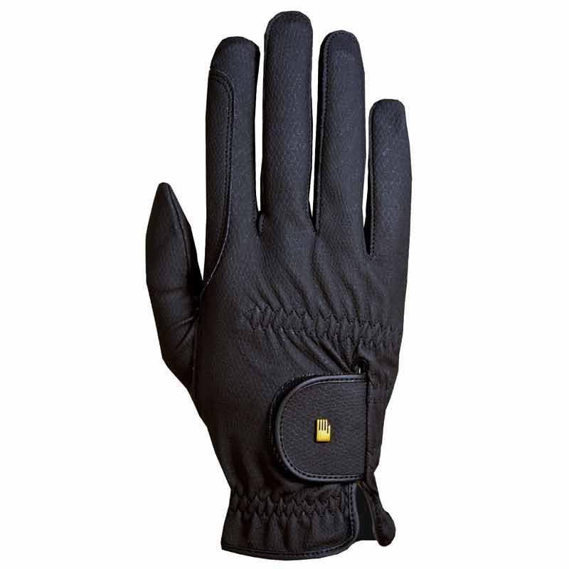 Roeckl Grip Gloves-Black