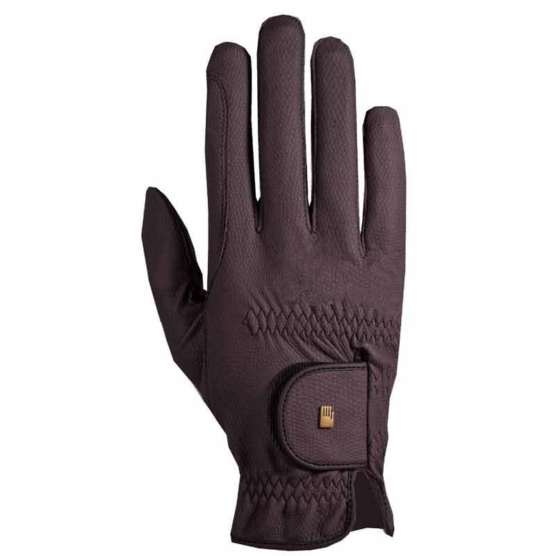 Roeckl Grip Gloves-Plum