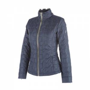 Anna Scarpati Bonnie Jacket - Navy Blue