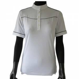 Anna Scarpati Fama Competition Shirt - White