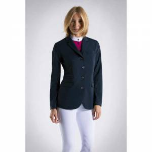Anna Scarpati Iana Competition Jacket - Navy Blue