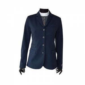 Anna Scarpati Ines Competition Jacket - Navy Blue