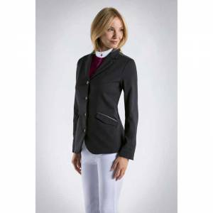 Anna Scarpati Iside Competion Jacket - Black