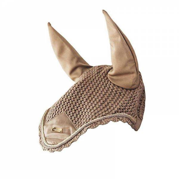 Equestrian Stockholm Champagne Ear Net