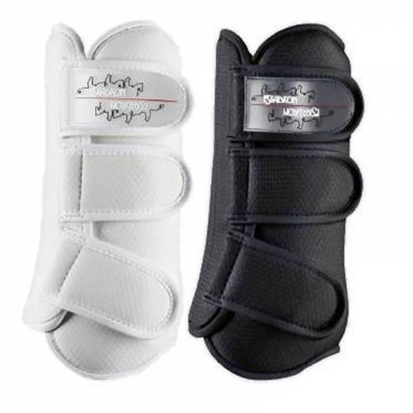 Eskadron All Round Boots - Black and White