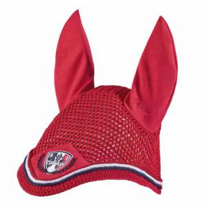 Eskadron Artwork Fly Hood - Pepper Red
