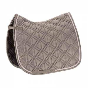 Eskadron Brilliant Dura Saddle Pad - Choco Chip