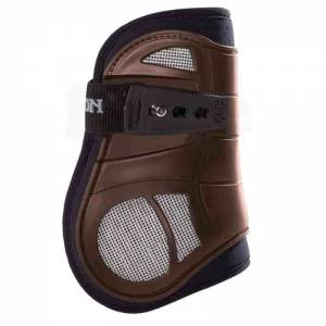 Eskadron Flexisoft Air Fetlock Boots - Brown