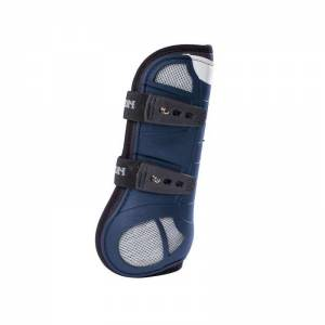 Eskadron Flexisoft Air Tendon Boots - Navy Blue