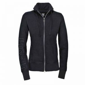 Pikeur June Sweat Jacket - Navy Blue