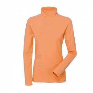 Pikeur Sina Polo Neck Pullover - Apricot