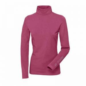 Pikeur Sina Polo Neck Pullover - Violet