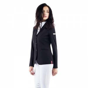 Animo Lelia Competition Jacket - Black