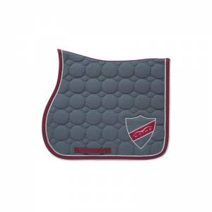 Animo Waldon Saddle Pad - Grey