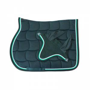 Anna Scarpati Quadro Matchy Set - Emerald Green