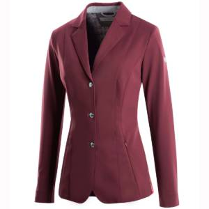 Animo Lud Competition Jacket Burgundy