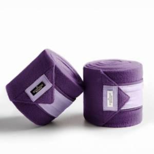 Equestrian Stockholm Lavender Bandages