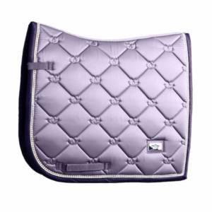 Equestrian Stockholm Lavender Saddle Pad Dressage