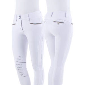 Animo Nibbio Breeches - White