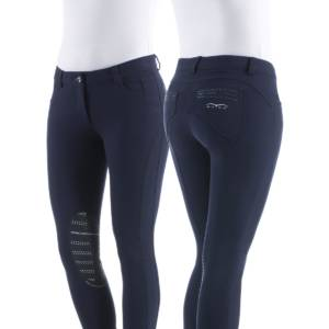 Animo Nitter Breeches - Navy Blue