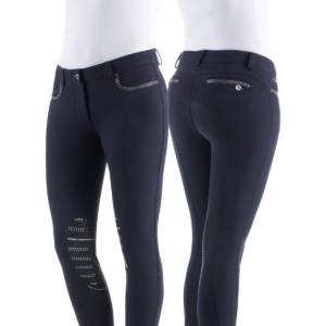 Animo Nolisa Breeches - Navy Blue